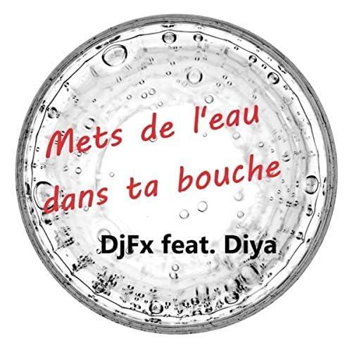 DjFx feat. Diya