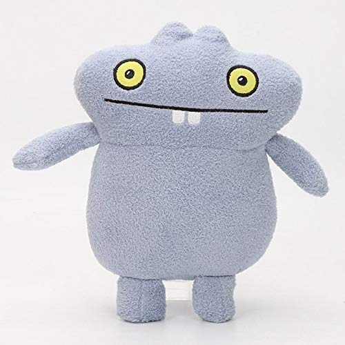 hhuanxiao Plush Toy Muñecas Feas Juguetes Muñeca De Peluche Hada Perro Feo Murciélago De Hielo Juguete De Peluche Suave Uglydolls