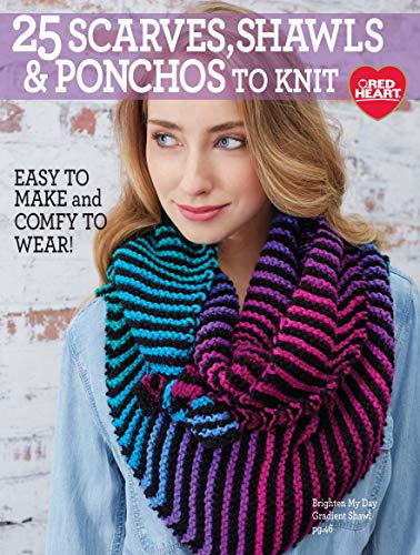 25 Scarves, Shawls, & Ponchos to Knit-Projects Feature...