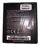 Todobarato24h Bateria Wiko Rainbow 4G Wiko Wax 2000 mAh