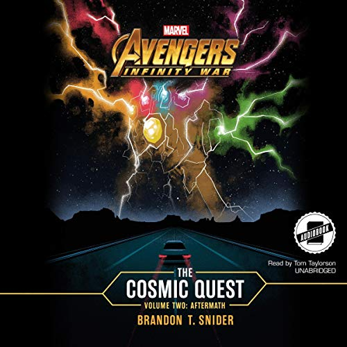 Marvel's Avengers: Infinity War: The Cosmic Quest, Vol. 2: Aftermath cover art