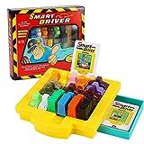 YDLYA Niños Rompecabezas Juego de lógica Traffic Jam Car Toys 120 Desafíos selectos Rompecabezas de Juguete Regalos para niños, niños y niñas
