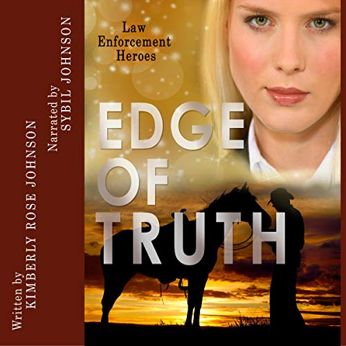 Edge of Truth audiobook cover art