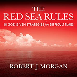 The Red Sea Rules audiobook cover art
