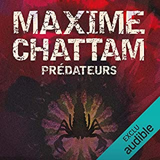 Prédateurs audiobook cover art