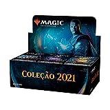 ウィザーズ オブ ザ コースト MTG マジック:ザ ギャザリング 基本セット2021(M21) ブースターパック ポルトガル語版 36パック入り (BOX)