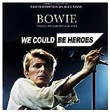 Bowie - We Could Be Heroes . The Legendary Broadcasts - Edición Limitada en Vinilo Azul
