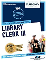 Library Clerk III (Career Examination)