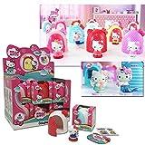 CutyCuty Hello Kitty - Juego de 3 Figuras