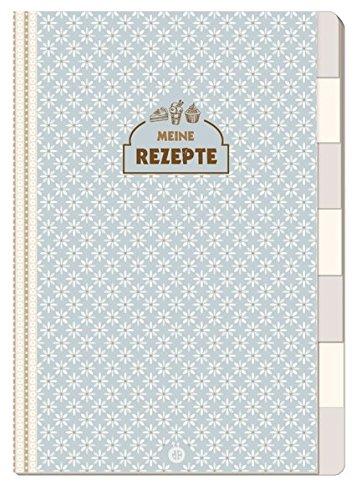 Rezeptbuch Vintage