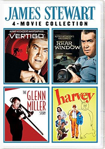 James Stewart 4-Movie Collection [DVD]