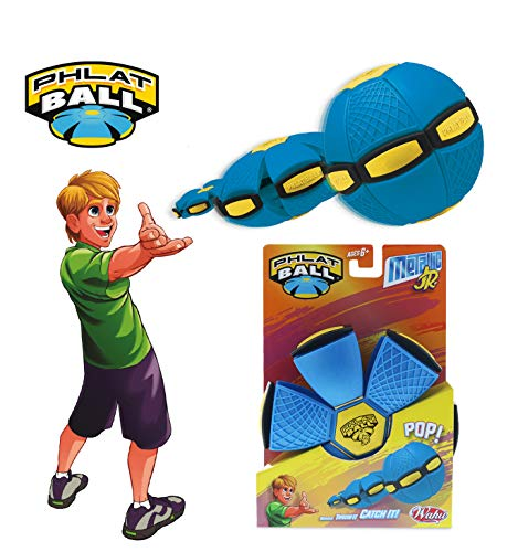 Goliath Phlat Ball Jr-Lanza un Disco y ¡coge una Bola, Color Surtido (31636)