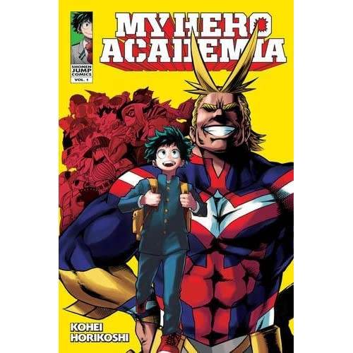 My Hero Academia Amazon Com