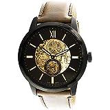 Fossil Analog Black Dial Men's Watch - ME3155