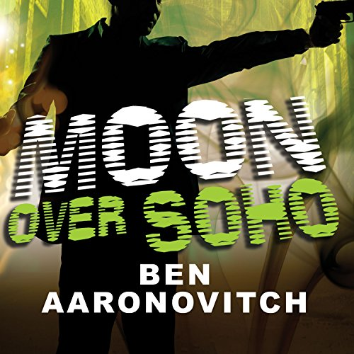 Moon Over Soho audiobook cover art
