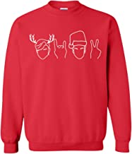 CityKool Dolan Christmas Style Twins Hoodie - Long Sleeve - Sweatshirt