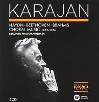 Choral & Vocal Recordings Nov 1972 - Oct 1976 by Herbert von Karajan (2014-08-26)