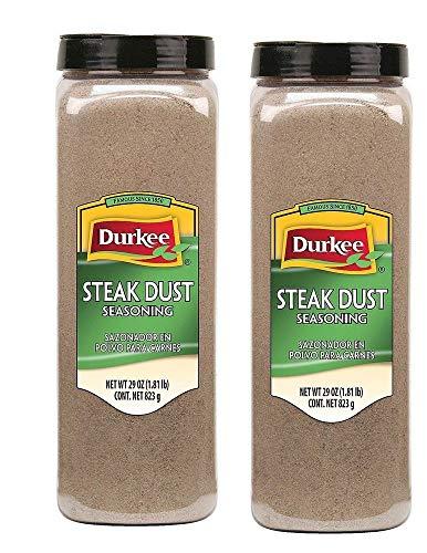 durkee grill creations steak dust - 9