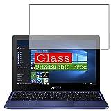VacFun Vidrio Templado Protector de Pantalla para ASUS VivoBook E200HA 11.6' Visible Area, 9H Cristal Screen Protector Película Protectora(Cobertura no Completa)