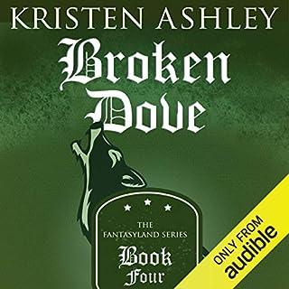 Broken Dove audiobook cover art