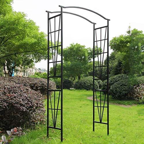 Arco Jardin, 120cmx37cmx212cm, Plantas Trepadoras Arbor Pergola Archway Patio