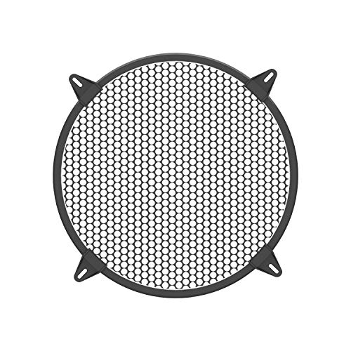 "8/"" Speaker Metal Waffle Grill Protector for Higher Excursion Woofers 5//8/"" Deep"
