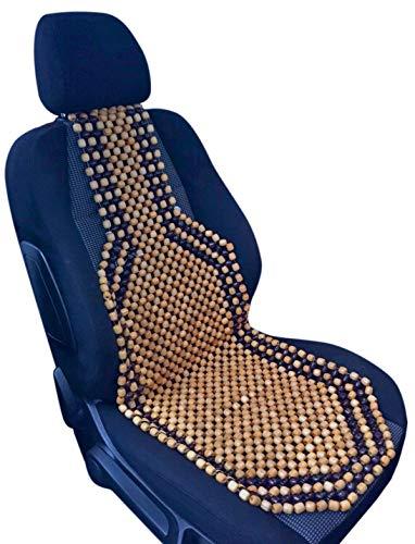 Schienale con effetto massaggio - Palline di legno - KRAWEHL - AZ.8005.00281BG - Beige
