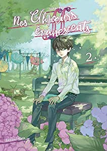 Nos C(h)oeurs Evanescents Edition simple Tome 2