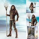 DTZW Justice League Aquaman Statue Movie Anime Superhéroes Figuras de acción Modelo, Estática Juego ...
