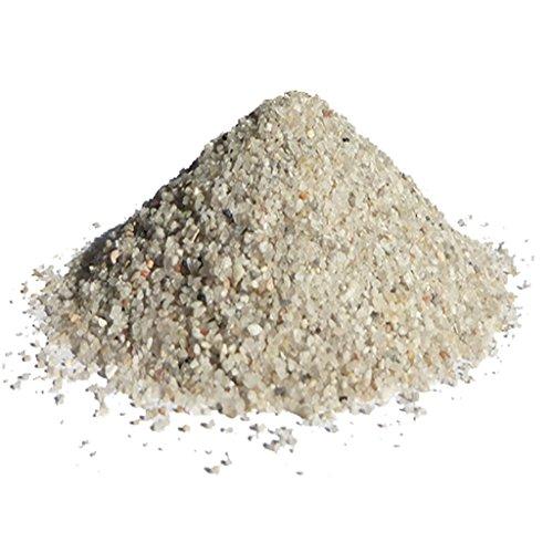 Samore gmbH 25 kg Streusand 0,7-1,2 mm Streukies Winterstreu die Alternative zum Streusalz H1