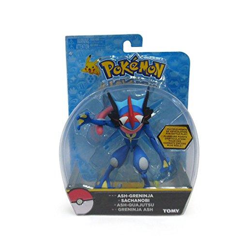 Pokémon Action Figure, Ash-Greninja