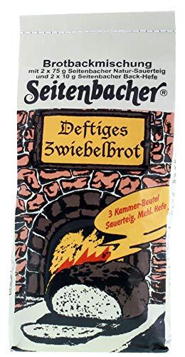 Seitenbacher Brotbackmischung Deftiges Zwiebelbrot 935g