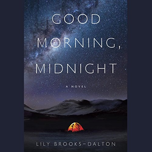 Good Morning, Midnight audiobook cover art