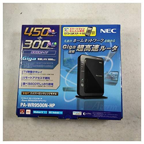 NEC Aterm WR9500N[HPモデル] PA-WR9500N-HP - NEC