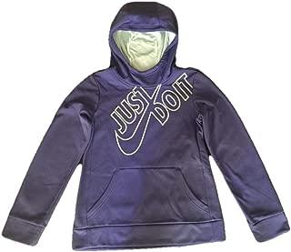 Girls Just Do It Therma Pullover Training Hoodie Purple AV2913 596