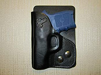 M&P Bodyguard 380 Without Laser Right Hand Formed Wallet and Pocket Holster