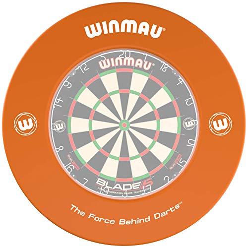 New Winmau Dart Board Surrounds (Orange)
