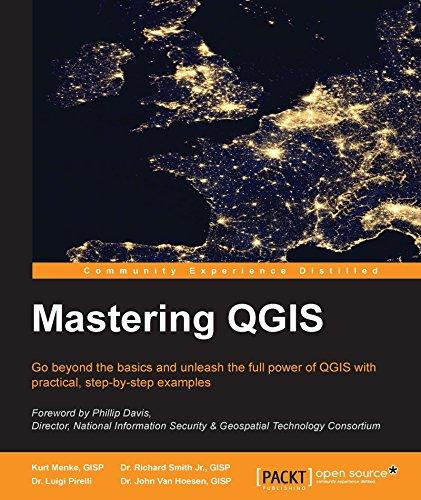 Mastering QGIS (English Edition)