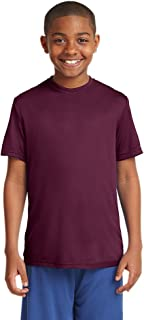 Youth Sport Performance Moisture Wicking Athletic T-Shirt