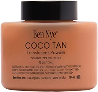 BEN NYE Coco TAN Translucent Face Powder 1.5 Oz.