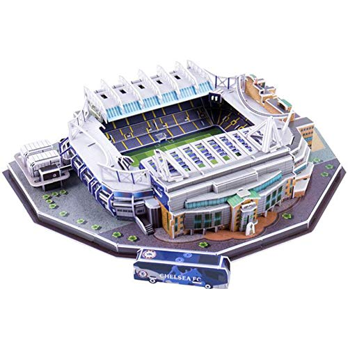 Adaya 3D Football Stadiums Intelligent Puzzle (G)