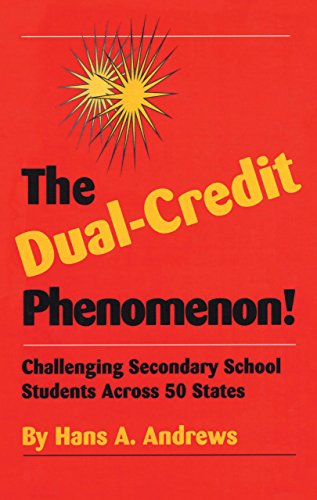 The Dual Credit Phenomenon Challenging Secondary School Students Across 50 States