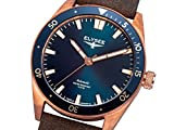 Elysee Bronze Herren Armbanduhr 98013 Sonnenschliff Automatik - 4