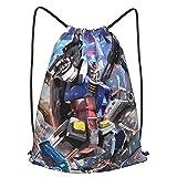 機動戦士ガンダム ナップサック ジムサック 巾着バック おしゃれ 多機能 収納バッグ 大容量 軽量 旅行 防水 運動 男の子 女の子 男女兼用 グッズ 雑貨 36x43cm