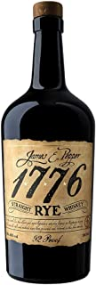 James E. Pepper 1776 Rye 100 Proof Bourbon Whiskey 1 x 0.7 l
