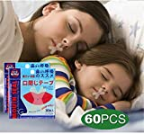 Sleep Strips Advanced Gentle Mouth Tape, Improved Nighttime Sleeping, Better Nose Breathing, Less Mouth Breathing, Instant Snoring Relief and Sleeping Quality Improvement.