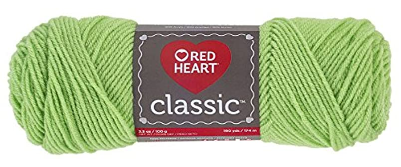 Red Heart Yarn Red Heart Classic Lime, xw477779143