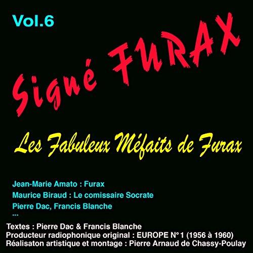 Couverture de Les fabuleux méfaits de Furax (Signé Furax 6)