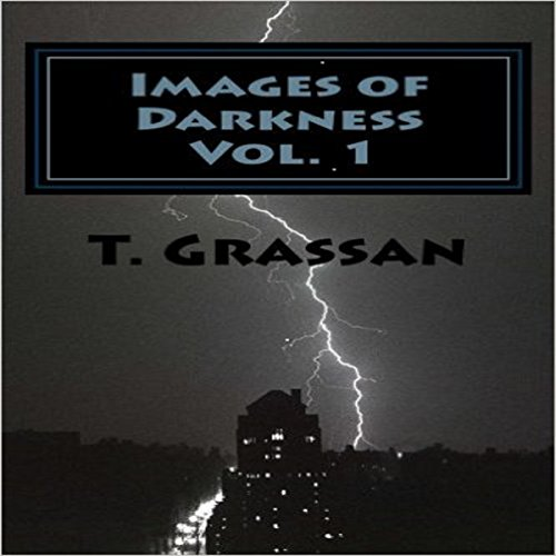 Images of Darkness audiobook cover art