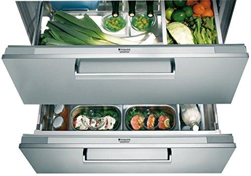 Réfrigérateur encastrable Hotpoint Ariston BDR190AAI/HA - Réfrigérateur encastrable tiroir - 150 litres - Froid statique - Dégivrage manuel - Classe A+ / Intégrable